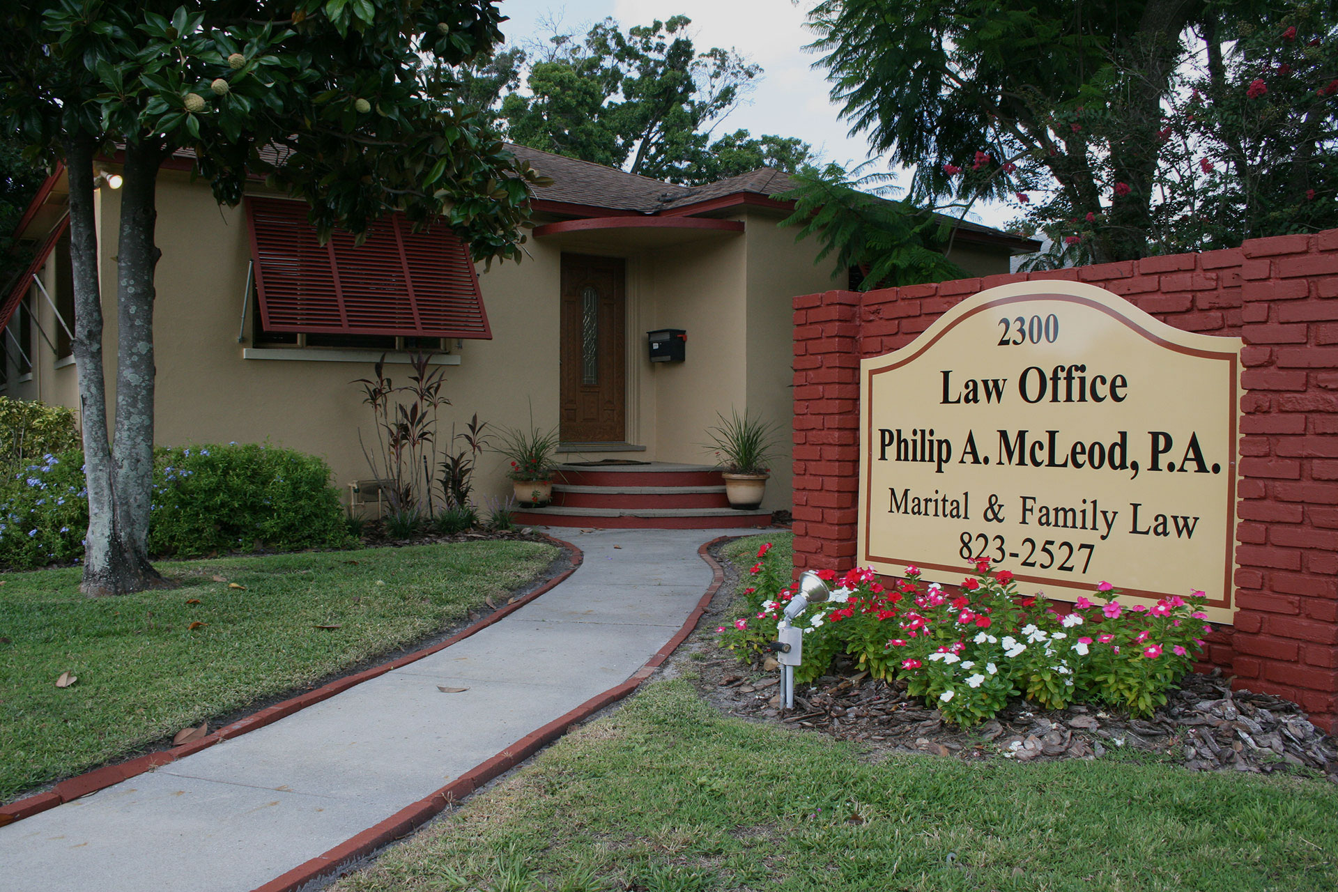 Law Office of Philip McLeod, P.A.